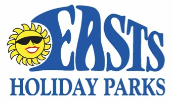 EASTS HOLIDAY PARKS LOGO BLUE - LARGE